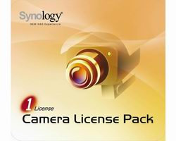 Synology Camera license pack - 1