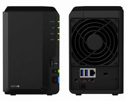 Synology DS218+ 2GB