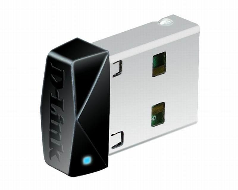 D-Link DWA-121 wifi adapter