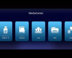 HiMedia Q5 Pro Médialejátszó