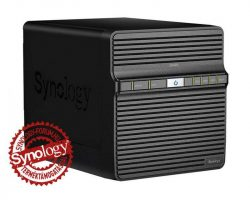 Synology DiskStation DS420j NAS