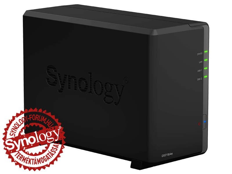 Synology DS218play NAS