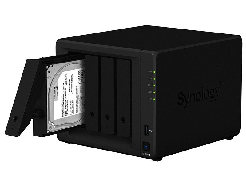 Synology DS918+ 4GB NAS