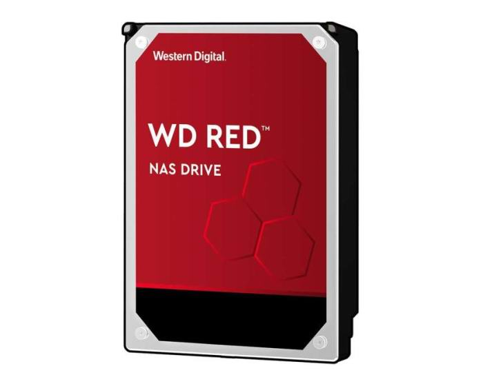 WD Red 12TB 256MB 3