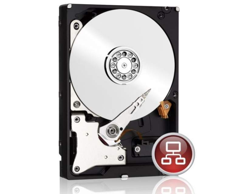 WD RED 1TB 64MB 3